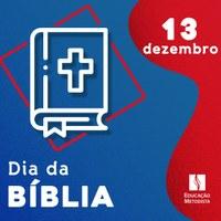Dia da Bíblia - 2020