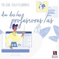 Dia dos Professores - 2020